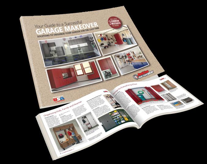 Garage Makeover Guide
